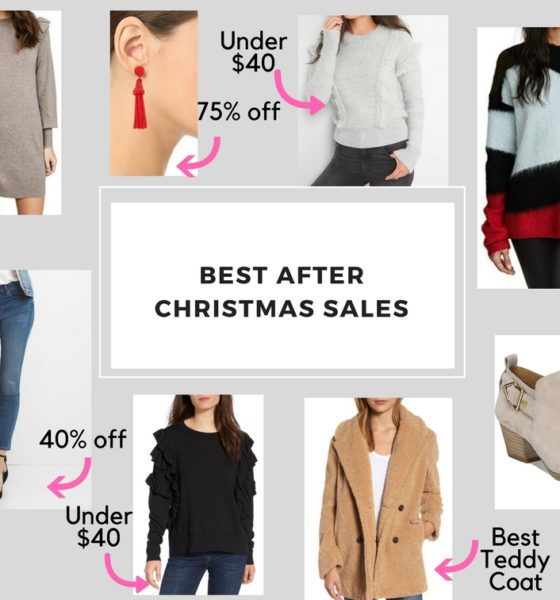 my favorite after christmas sales - Best Post Christmas Sales